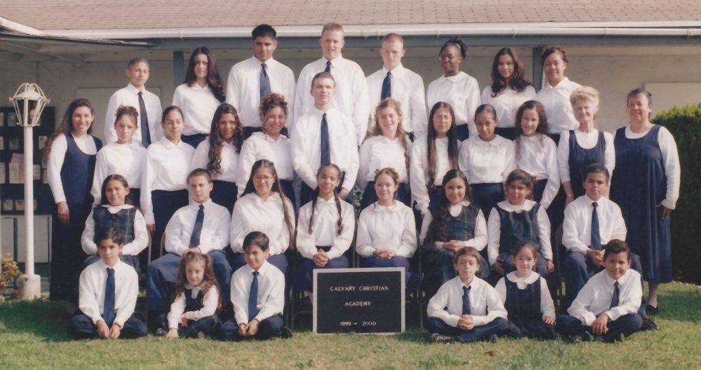 CCA Class of 2000